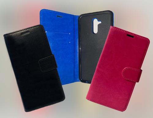 Protector Agenda Flip Cover Huawei Y6 Ii