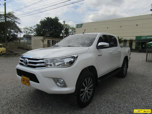 Toyota Hilux 2.8 Automatica