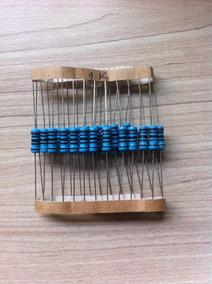 30 Resistores De Precisão 1% - 1w - 1k / Dip