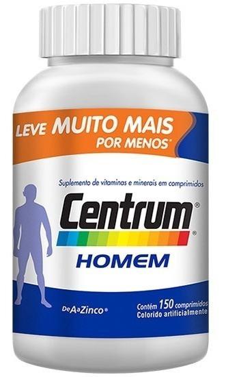 Centrum Homem C/ 150 Comprimidos