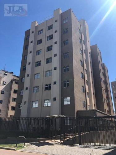Imagem 1 de 25 de Apartamento Com 3 Dormitórios À Venda, 102,94m² Por R$ 430.000 - Alto Da Glória - Curitiba/pr - Ap0409