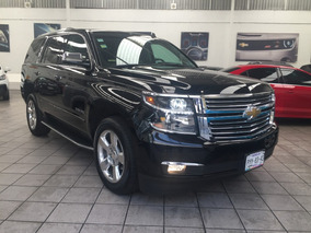 Chevrolet Tahoe 5.4 Premier Piel 4x4 At