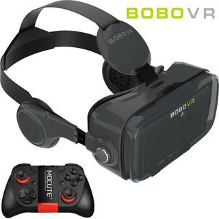 Oculos Vr Bobovr Z4 Até 6 Pol. + Controle Mocute 3d Virtual