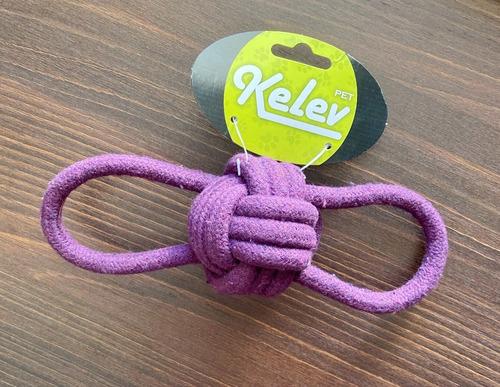Brinquedo Para Cachorros  Mordedor Corda Bola Rings - Jambo