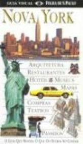 Livro Guia Visual: Nova York Guia De Viagens E Turismo