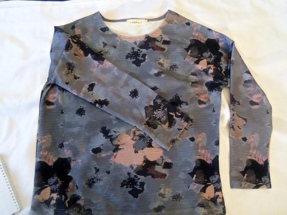 Camiseta Estampada Talle M