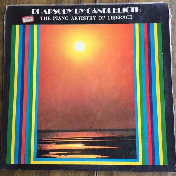 Lp Rhapsody By Candlelight 1974