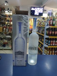 Vodka Belvedere 3 L Com Led