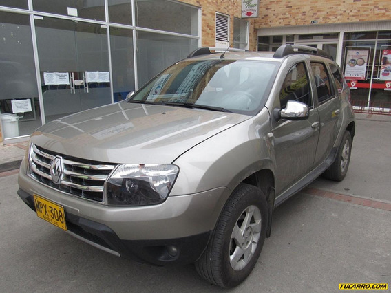 Renault Duster Dinanique Mt 4x4