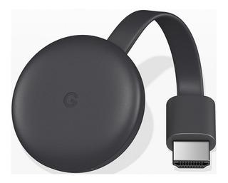 Chromecast Última Generación Nuevo En Caja Smart Netflix