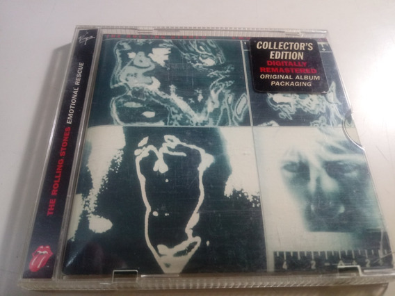 The Rolling Stones - Emotional Recue - Collectors Ed. , Usa