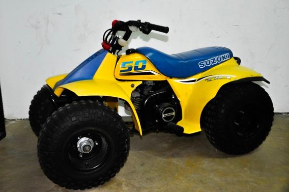 Cuatriciclo Suzuki Lt 50 Kids Usado 1994 Cuatri