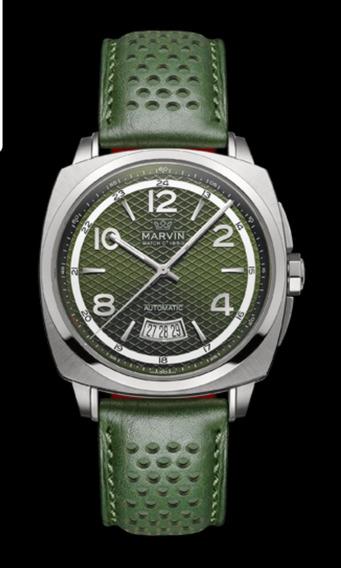 Reloj Marvin M119 Automatic Malton Cushion