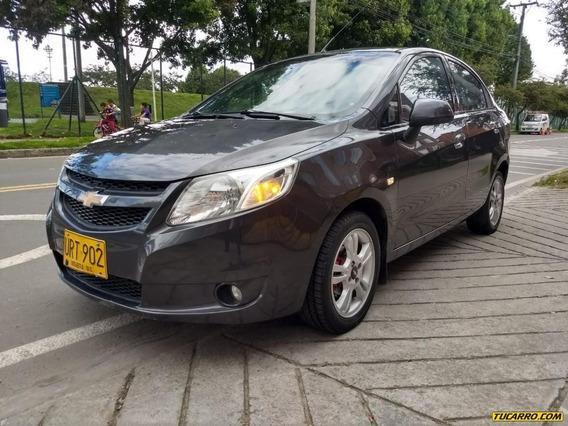 Chevrolet Sail Ltz , Full Equipo