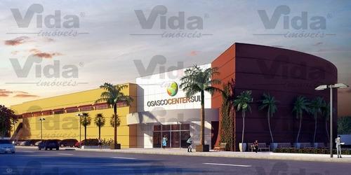Imagem 1 de 9 de Salas Comercial Para Venda, 48.0m² - 37295