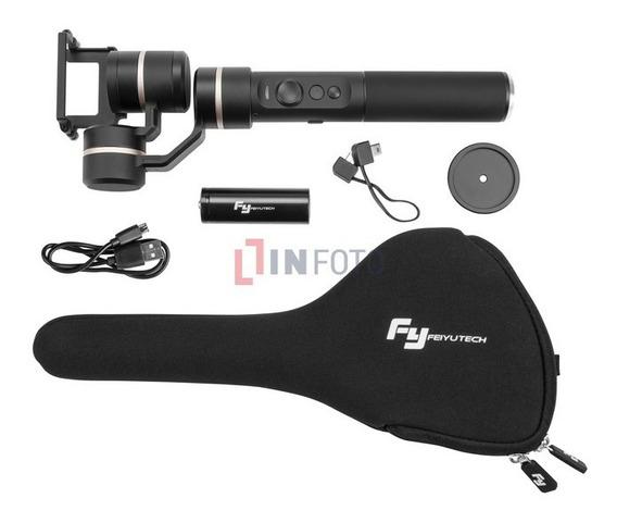 Gimbal Feiyutech G5 3-axis Compatível Com Gopro E Sjcam