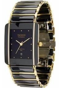 Relógio Technos Cerâmica Feminino Preto Gn10aapai/4p
