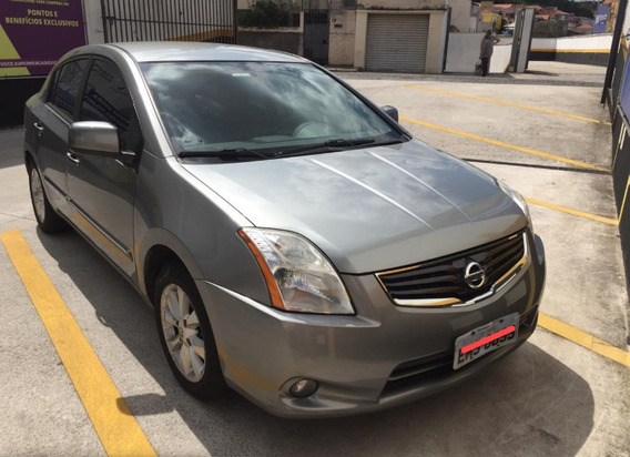 Nissan Sentra S - 2012 - Automático - Gnv 5° Geração