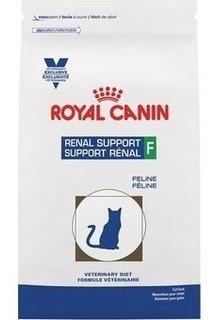 Alimento Para Gato Royal Canin Renal Support F - 1.37 Kg - Nuevo Original Sellado
