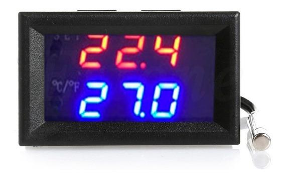 Termostato Display Controle Temperatura W1209 Wk Chocadeira