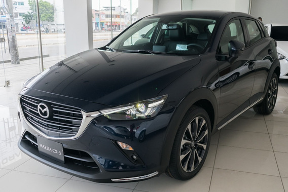 Mazda Cx-3 Grand Touring 2.0 2020 Azul Metálico