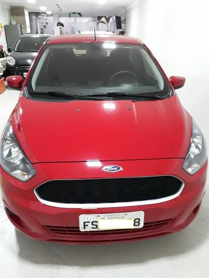 Ford Ka Se 1.0 Flex - Único Dono