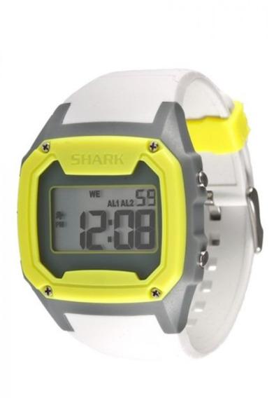 Relógio Freestyle Killer Shark - Amarelo 4736 Original
