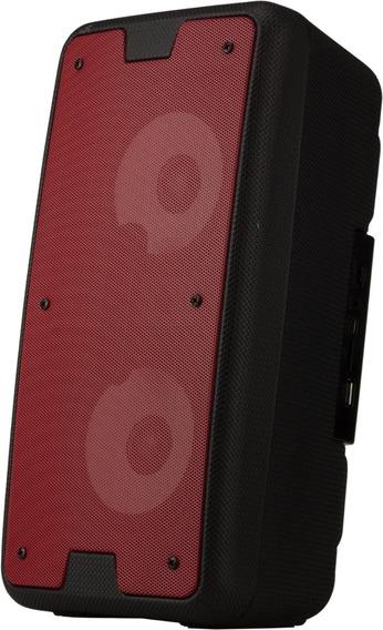 Caixa Som Bluetooth Amplificada Usb Pendrive Portátil