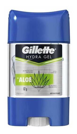Desodorante Gillette Antitranspirante Gel Hydra Aloe 86g