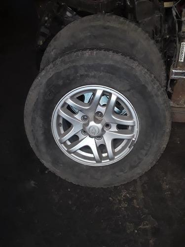Chevrolet S10 (solo Quedan Las 4 Llantas)