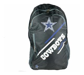 Mochila Oficial Nfl Dallas Cowboys Vaqueros Nf18lbp-da