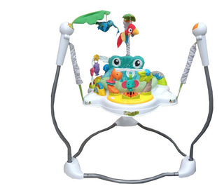 Brincolin Para Bebe Aeiou Jungle Multiactividades Musical