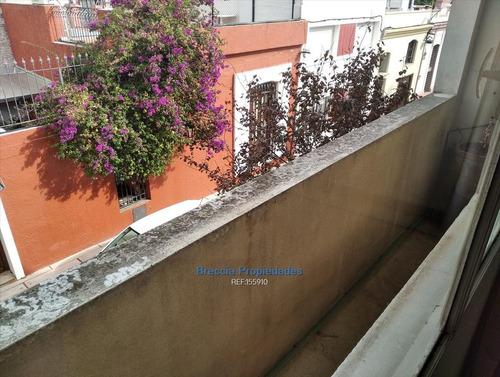 2 Dormitorios Más Amplio Ambiente Multiuso Póx. Br. España