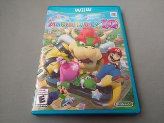 Mario Party 10 Original Para Nintendo Wii U