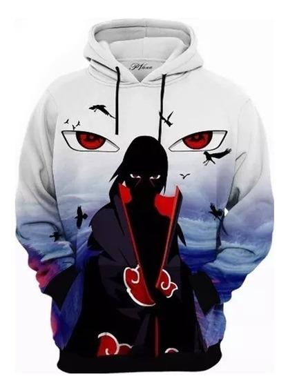 Moletom Naruto - Itachi Uchiha