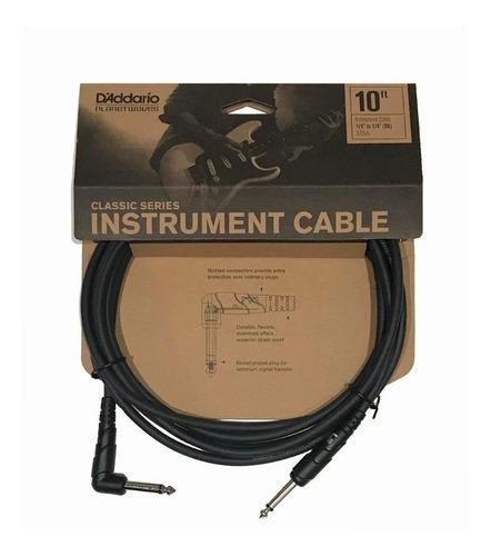Imagen 1 de 2 de Cable 1/4 Plug- Plug Daddario