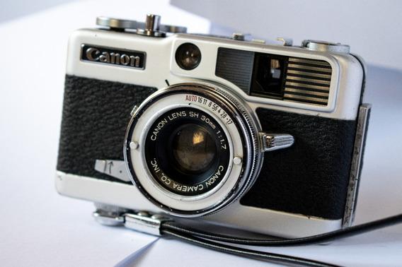 Canon Demi Ee17 F/1.7 Half Frame // Revisada