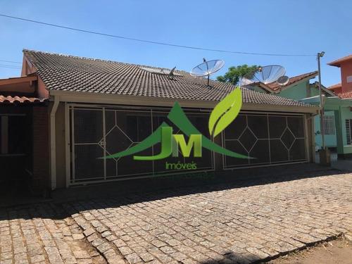Casa À Venda Em Atibaia Em Condomínio Fechado Ótima Localização - 1422