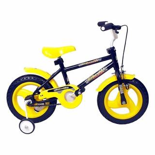 Bicicleta Rodado 12 Guardabarro Y Freno Nueva Marca Liberty