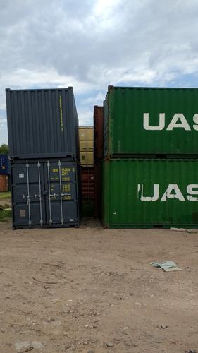 Containers Marítimos Contenedores Usado 20' Dry Neuquén