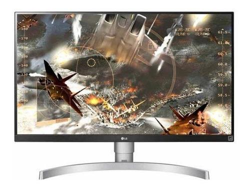 Imagem 1 de 4 de Monitor LG 27 Uhd 4k Ips Displayhdr 27ul650 Preto