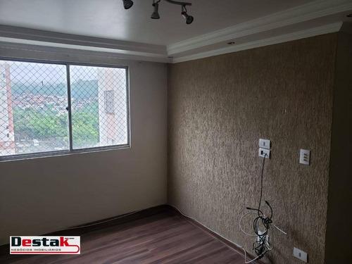 Imagem 1 de 18 de Apartamento, Bairro Jardim Irajá, 53 Metros!! - Ap2995