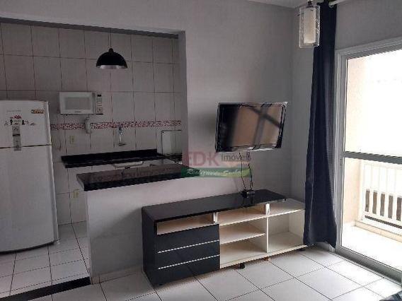 Apartamento Com 2 Dormitórios À Venda, 63 M² Por R$ 243.800 - Cacapava - Caçapava/sp - Ap3931