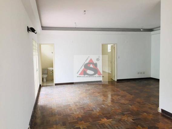 Casa Com 5 Dormitórios Para Alugar, 230 M² Por R$ 7.500/mês - Cambuci - São Paulo/sp - Ca2200