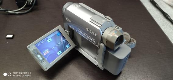 Cámara De Video Sony
