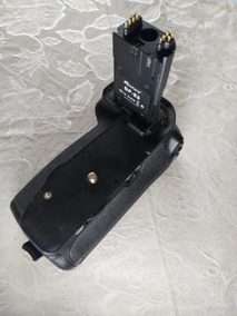 Grip Adaptador Bateria Câmera Fotografica Nikon D90 Bp-d90