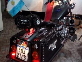 Moto Gerrero Gmx 150 Cc Customizada