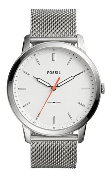 Relógio Fossil Masculino The Minimalist 3h - Fs5359/1bn