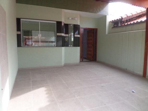 Casa Em Maracanã, Praia Grande/sp De 75m² 2 Quartos À Venda Por R$ 270.000,00 - Ca138210