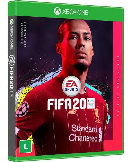Fifa 20 Xbox One Mídia Digital + Brinde